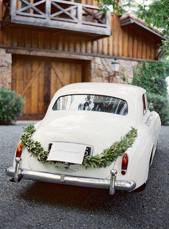 Auto z duszą do ślubu