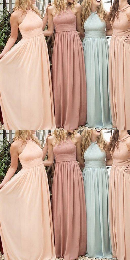 subtelne sukienki dla druhen
