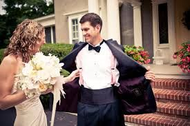 Koszula ślubna