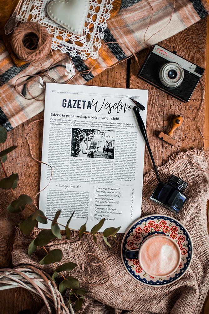 gazeta weselna