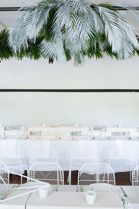minimalistyczny trend ślubny