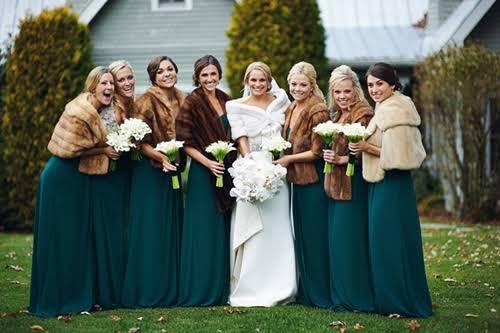 zielone suknie dla druhien