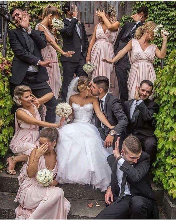 Mniejsze przyjęcie weselne