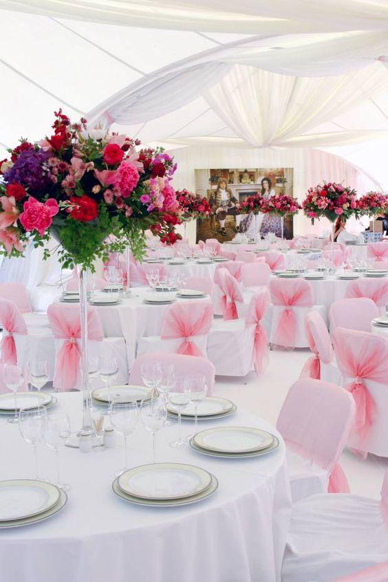 przyjęcie weselne w sali