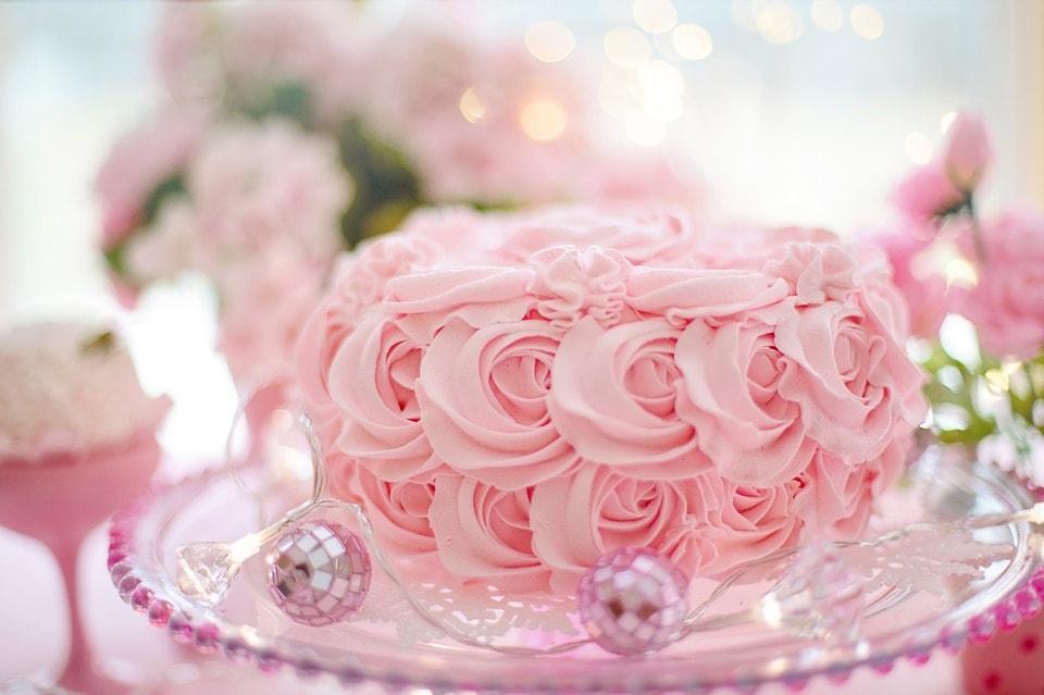 słodki kącik na weselu