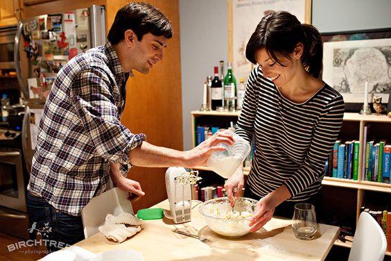 relaksująca kolacja na przedślubny stres