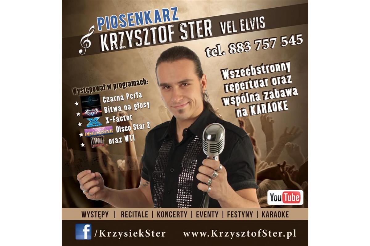 Krzysztof Ster - Profesjonalna Obsługa imprez okolicznościowych