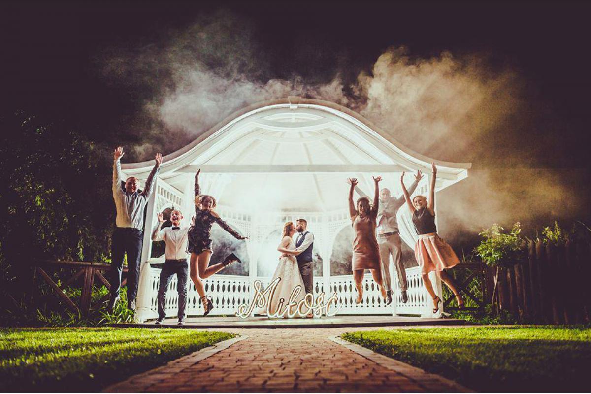 Ślubnie Zakręcona wypożyczalnia dekoracji ślubnych