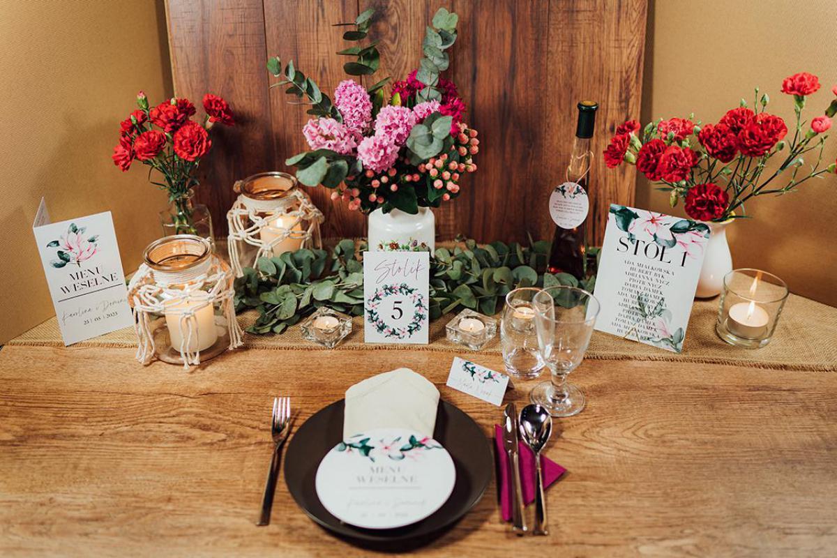Producent Ślubny - Zaproszenia ślubne. Dodatki na ślub i wesele