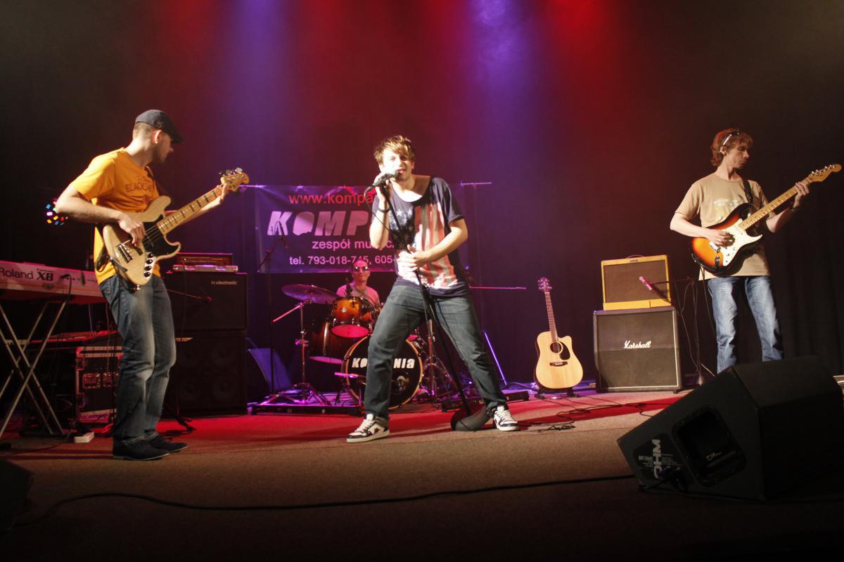 Kompania cover band